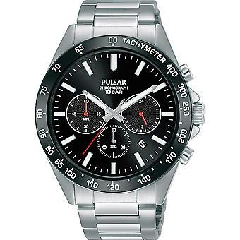 Reloj masculino Púlsar PT3A77X1, Cuarzo, 43mm, 10ATM