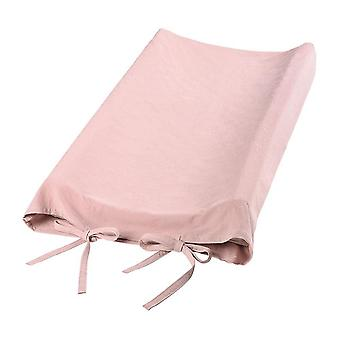 Soft Reusable Changing Pad Breathable Infant Changing Table Sheets Liner Cover