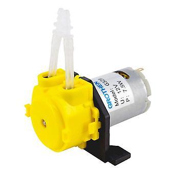 12v Peristaltic Diy Aquarium Chemical Dosing Pump Tube Head