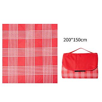 Outdoor  Picnic Blanket Extra Large Sand Proof  Mat For Camping Hiking Festivals