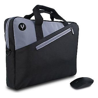 """Laptop Case NGS MasterKit 15,6"""" Black"""