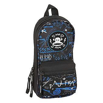 Pencil Case Backpack Paul Frank (33 Pieces)