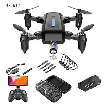 2020 New m9 pro quadcopter hd drones 4k drone profissional long battery life drones mini folding drone remote control