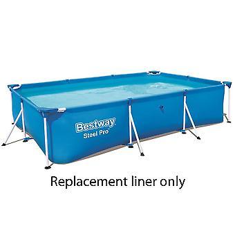 Revêtement de remplacement Pour Bestway 56042 Steel Frame Pool 259 x 170 x 61 cm