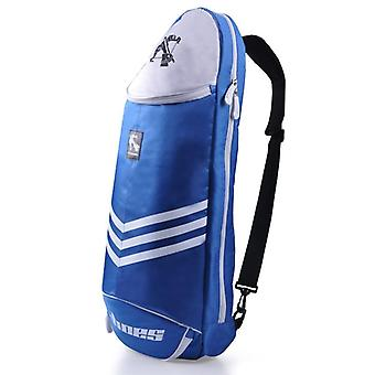 3pcs Large Tennis Bag Professional Racquet Sports Bag Racket Backpack Badminton