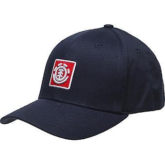 Element Men's Snapback Cap ~ Treelogo eclipse navy