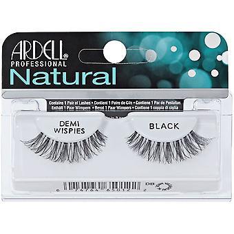 Ardell Natural Demi Wispies musta helppo soveltaa täysin vääriä silmä ripsiä