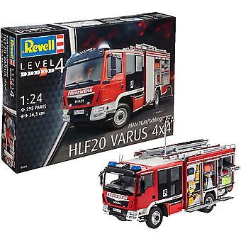 Gerui 07452 MAN/Schlingmann HLF 20 Varus Model Kit