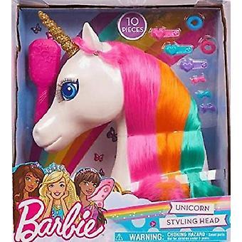 Barbie Dreamtopia Unicorn Styling Head Kids Toy