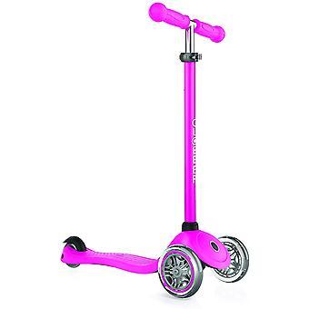 FengChun authentische Stierspielzeug GmbH Mdchen GLOBBER Primo Dreiradscooter, rosa, Einheitsgröße
