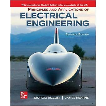 ISE Principles and Applications of Electrical Engineering by Giorgio RizzoniJames Kearns