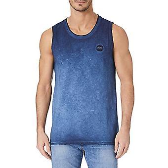 BLEND 20712062 T-Shirt, 194024_Dress Blues, L HYD Men
