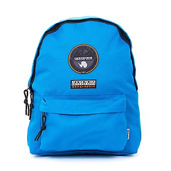 Napapijri Voyage Two Backpack - Mykonos Blue