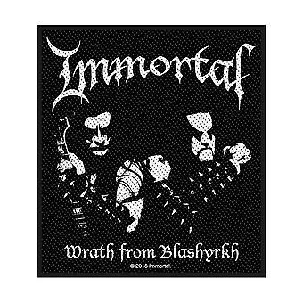 Immortel - Colère de Blashyrkh Patch standard