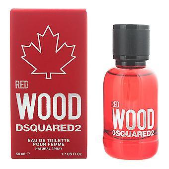 Dsquared2 Red Wood Eau de Toilette 50ml Spray