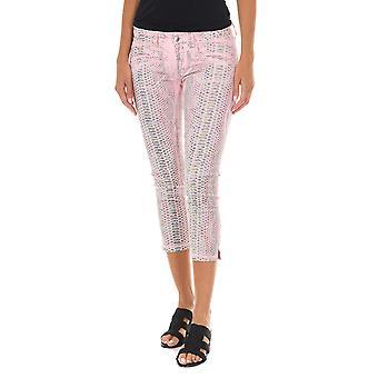 MET pantalones de mujer X-Bidycor rosa