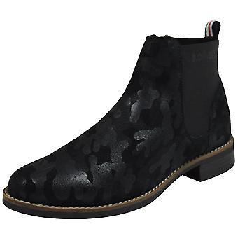 S. Oliver 52431823 chaussures universelles pour femmes d'hiver