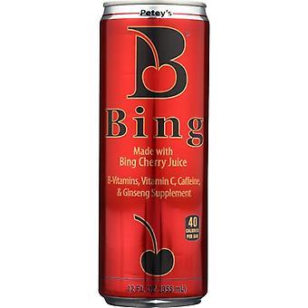 Bing Energy Bev Energy Chry, Case of 24 X 12 Oz