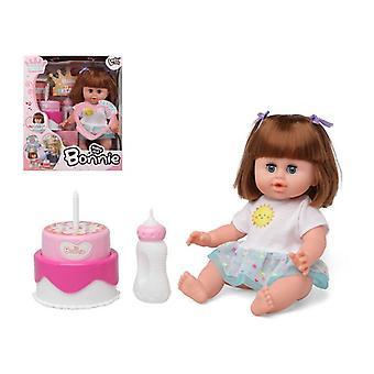 Boneca bebê feliz aniversário 110135
