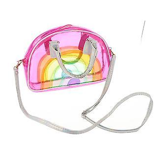 Inca Bolso De Plástico Arcoíris 1 Pz Unisex