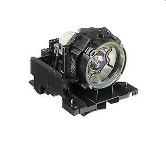 Yhteensopiva projektorilamppu, jossa on kotelo