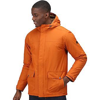 Regatta Herre Sterlings Iii Vandtæt holdbar isoleret frakke