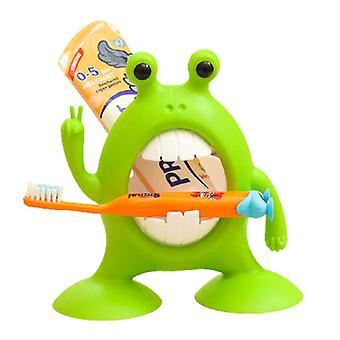 מחזיקי מברשת שיניים עומדים חזק יניקה מברשת שיניים מתלה הביתה
