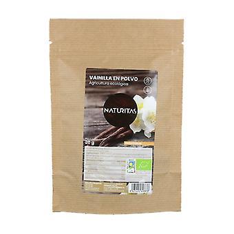 Organic vanilla powder 20 g of powder
