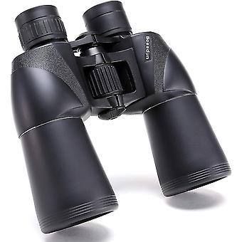 10x50 Adult Binoculars, HD Professional Waterproof BAK4 Prism Binoculars for Bird Watchers Hunting