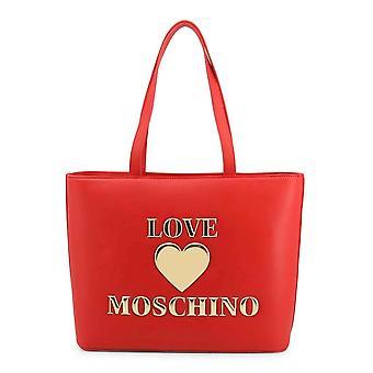 Amor Moschino JC4030PP1BLE0500 bolsas de mulheres cotidianas