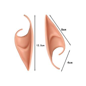 Halloween Elf Ears, Cosplay Party Supplies And Props