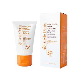 Facial Sun Cream Anti-Aging Gisèle Denis (40 ml)/Spf 15