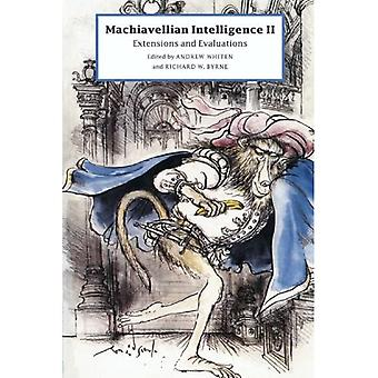 Machiavellian Intelligence II: Utvidelser og evalueringer