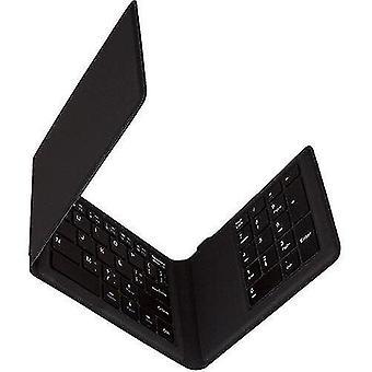 Pavés numériques multisync pliable mini clavier de voyage avec pavé numérique complet