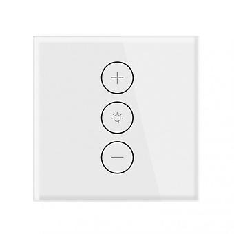 Wifi Smart Switch Remote Sensor Dimmable Wall Touch Dimmer Remote Eu Smart Switch