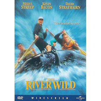 The River Wild [DVD] USA import