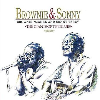Brownie McGhee & Sonny Terry - Brownie & Sonny: I giganti dell'importazione USA Blues [CD]