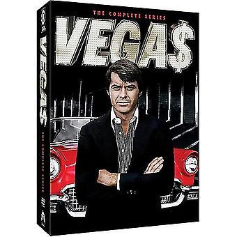 Vegas: Den komplette serie [DVD] USA importerer