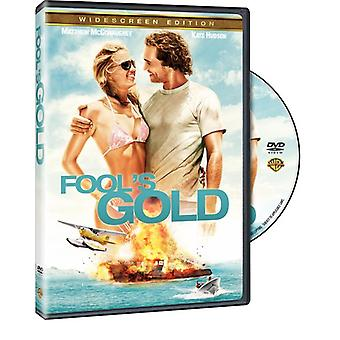 Fool's Gold [DVD] USA import