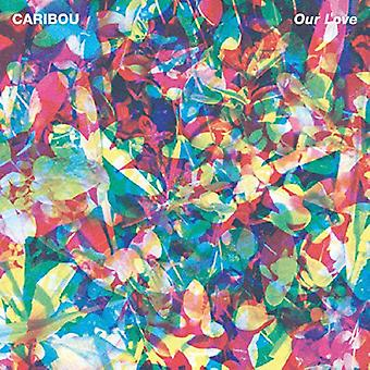 Caribou - Our Love [CD] USA import
