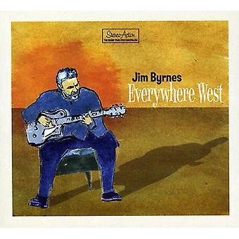 Jim Byrnes - Everywhere West [CD] USA import