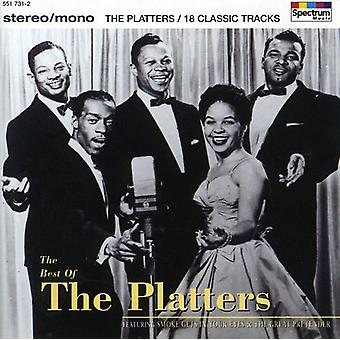 Platen - beste van Platters [CD] USA importeren