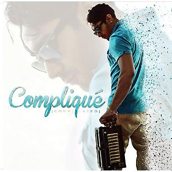 Ruben Moreno - Complique [CD] USA import