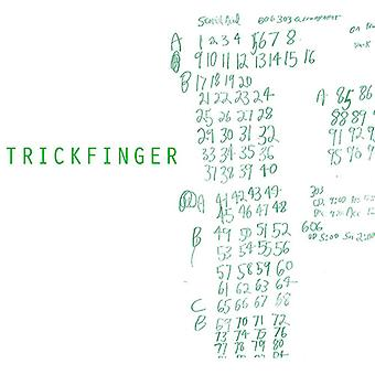 Trickfinger - Trickfinger [CD] USA import