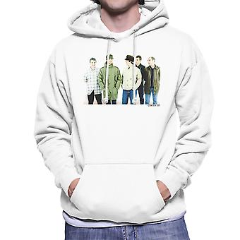 Oasis Noel zespół Liam Gallagher męska Bluza z kapturem