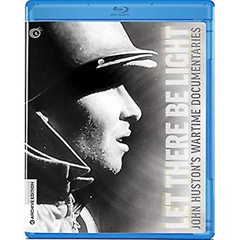 Let There Be Light: Importare Wartime [Blu-ray] USA di John Huston