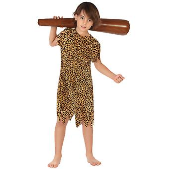 Kinder Kostüme jungen Caveman Boy Kostüm