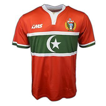 2016-2017 západní saharské fotbalové tričko