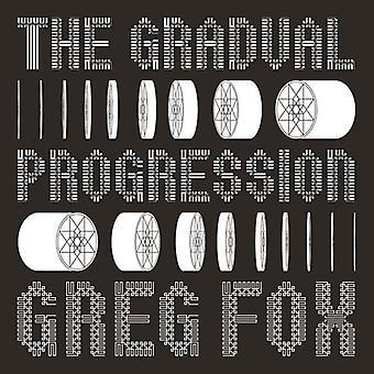 Greg Fox - Gradual Progression [CD] USA import