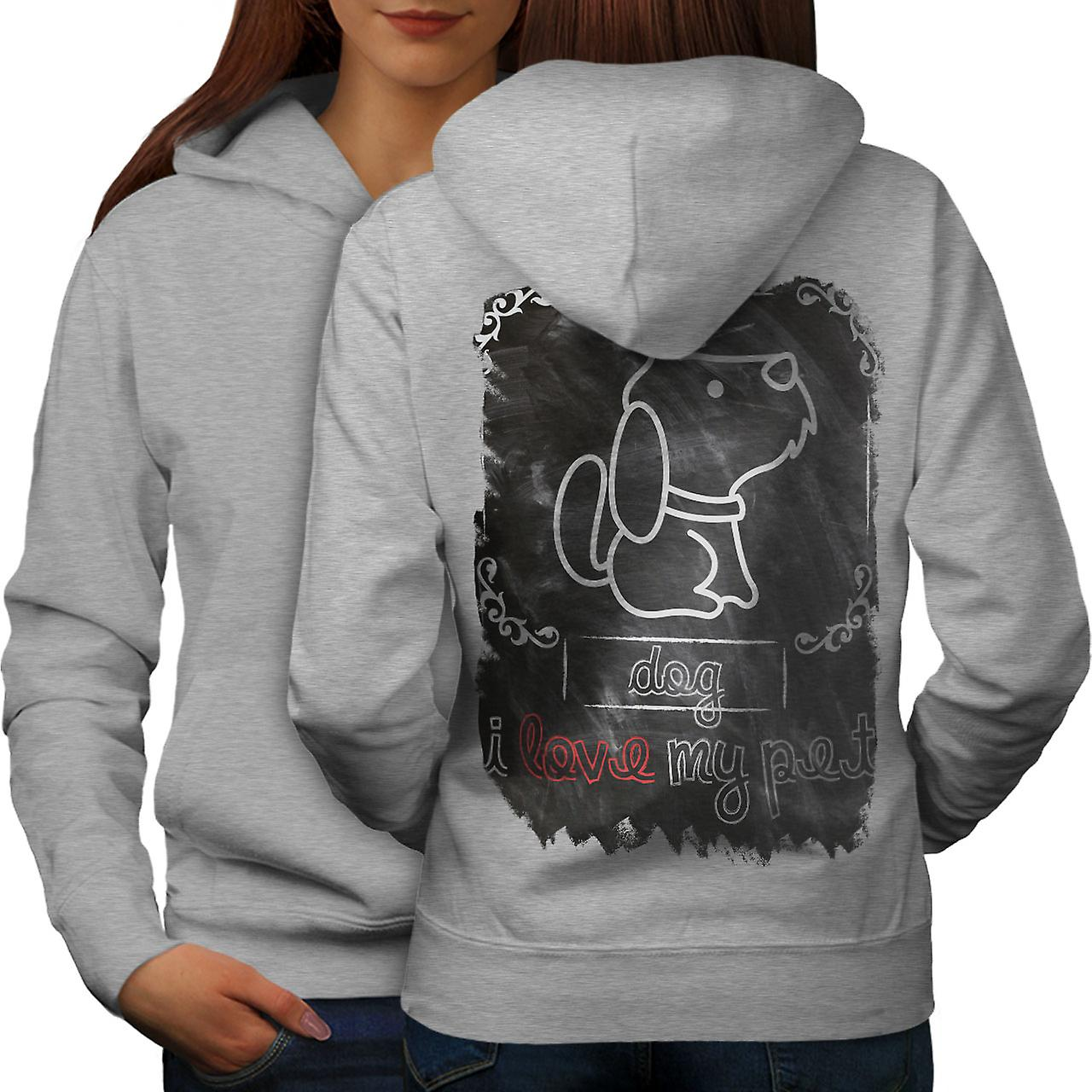wellcoda Cat Lick Paw Cute Animal Mens Sweatshirt Cute Casual Jumper